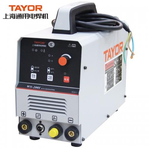 上海通用氩弧焊机WS-200I 家用氩弧焊220v