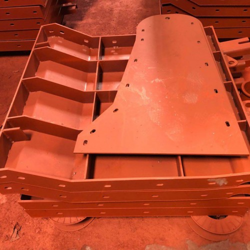 四川钢模板生产厂家 防撞墙钢模板订购 护栏钢模板厂家直销