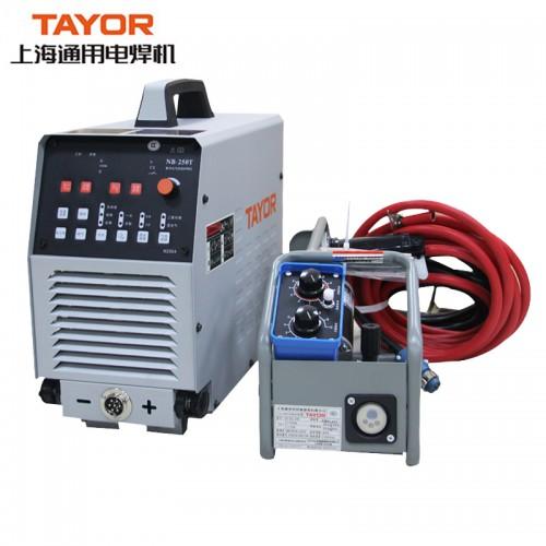 上海通用电焊机 气保焊机NB-250T 工业二保焊机 分体式