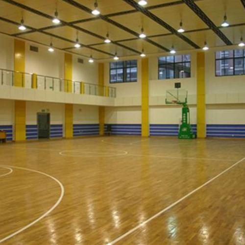 篮球馆木地板 篮球馆专用木地板