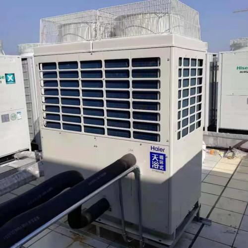 空气能热泵热水器  空气能热水系统 海尔