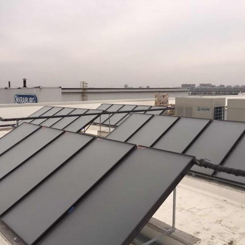 中央太阳能热水器  小型商用热水器设备