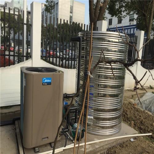 校园热水BOT模式  空气能热泵热水器