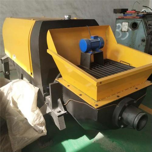 混凝土输送泵 卧式细石混凝土输送泵