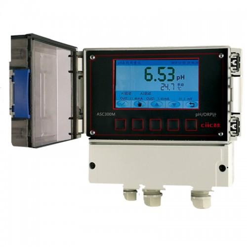ASC300M-pH-A 壁挂式pH/ORP计电导率仪