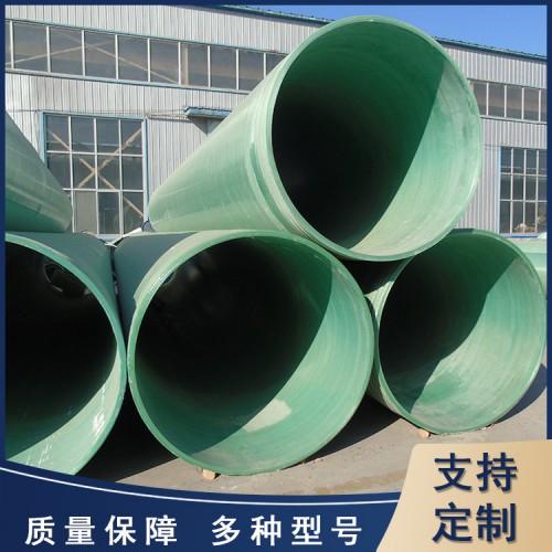 玻璃钢夹砂管 玻璃钢风管 夹砂管道生产厂家