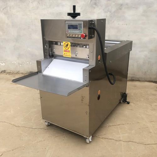 切羊肉片机 小型切羊肉片机 全自动切羊肉片机