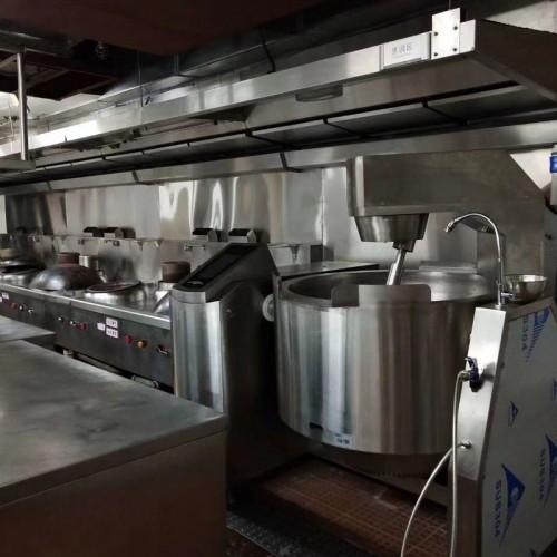 中央厨房设备 自动炒菜机 自动炖烩机厂家