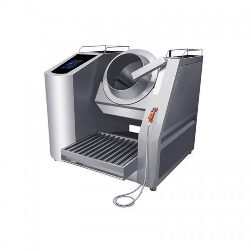 大型滚筒炒菜机 自动炒菜机