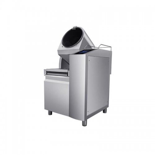 立式滚筒炒菜机 自动炒菜机