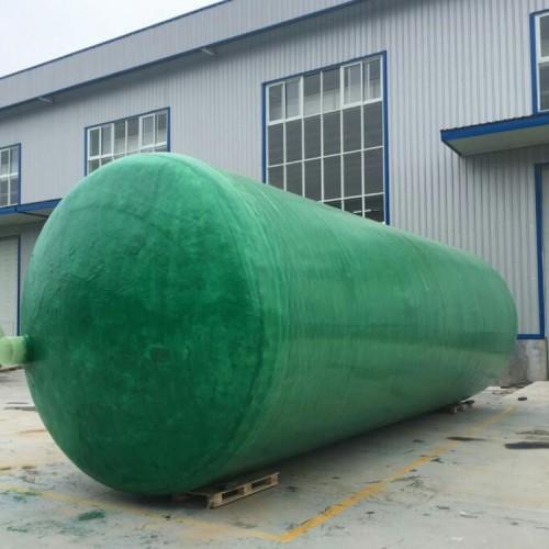 地埋化粪池 加强筋化粪池 玻璃钢化粪池生产厂家