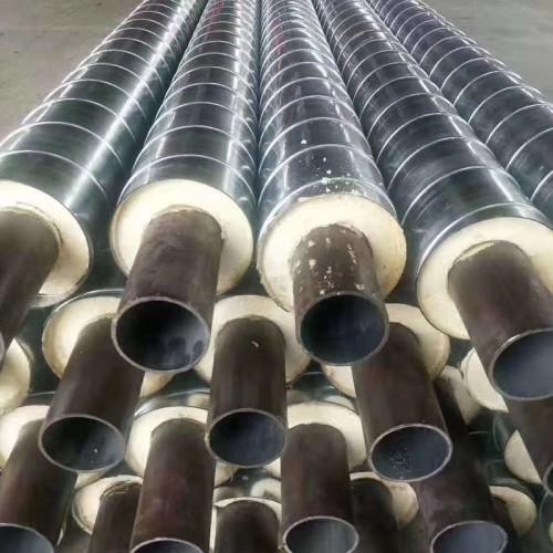 保温钢管  聚氨酯直埋保温管 厂家直销