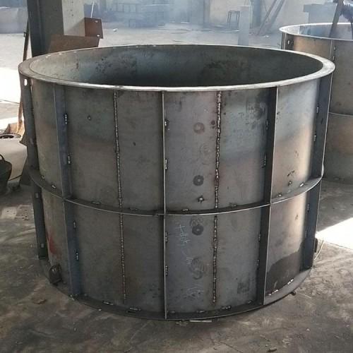 排水检查井模具 排水检查井钢模具 井体钢模具