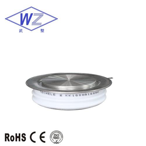 快速晶闸管 KK1800A1600V 电焊机用快速可控硅