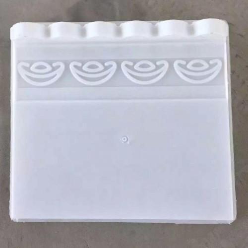 房檐板塑料模具 房檐板模具