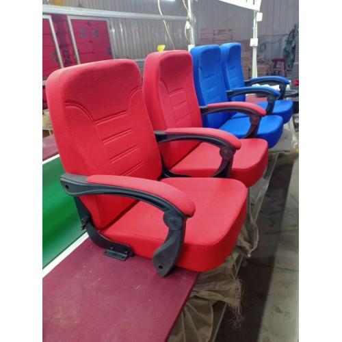 前置软包座椅 礼堂座椅 看台座椅