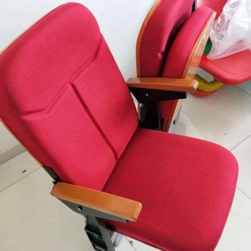 电动软包伸缩看台 体育前置软包看台座椅