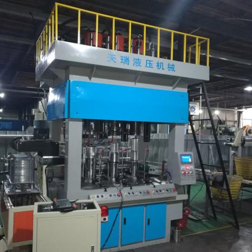 成型四柱液压机  液压机厂家 四柱液压机