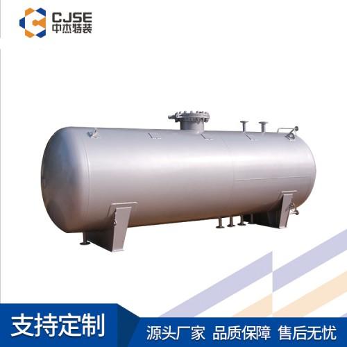 天然气储罐 LNG储罐 低温储罐 液化天然气储罐 中杰特装