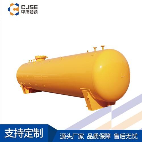 液氨储罐 液氨储罐设计 低温液氮储罐 液氮储罐厂家 中杰特装