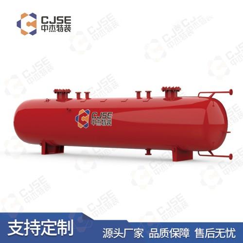 蒸汽蓄热器 蓄热器设计 锅炉蓄热器 蒸汽蓄热器定制 中杰特装
