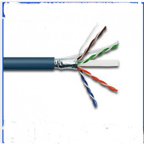 五类网线 矿用井下屏蔽网线MA煤安认证