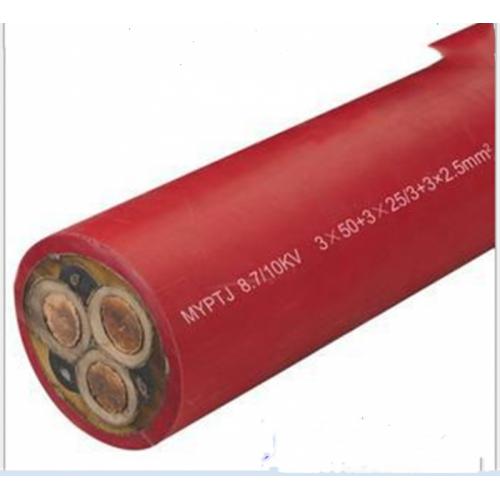 MYPTJ矿用井下移动软电缆 金属屏蔽电缆