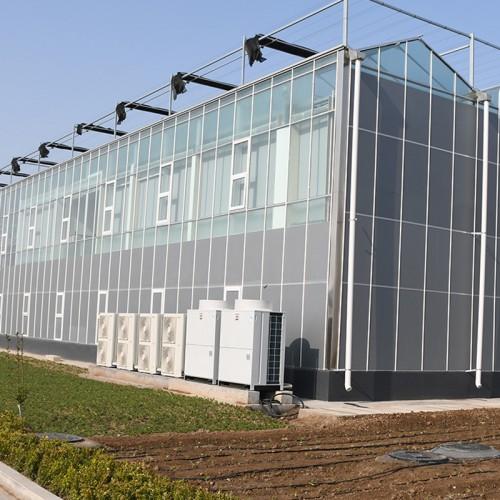 国聚_阳光板温室供应商 阳光板温室构建 阳光板温室材料厂家