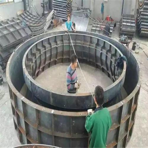 风电基础模板 风力发电基础钢模板