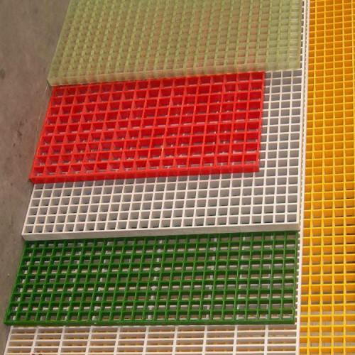 玻璃钢地沟格栅 玻璃钢格栅盖板厂家