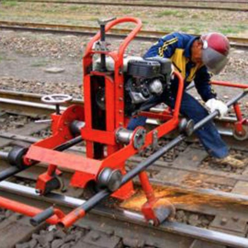 DM-1.1型电动钢轨端面打磨机用途 电动钢轨端面打磨机