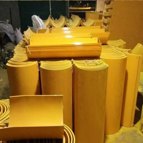 塑料溜槽 PVC溜槽 石料溜滑板