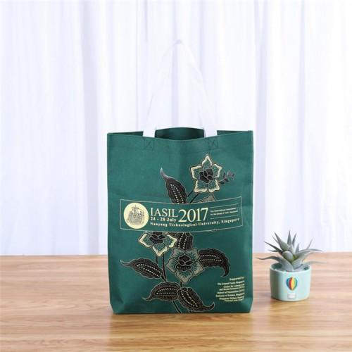 牛津布袋定制 无纺布袋手提袋 覆膜淋膜手提袋防水简便礼品袋