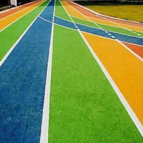 塑胶跑道地坪 塑胶跑道施工