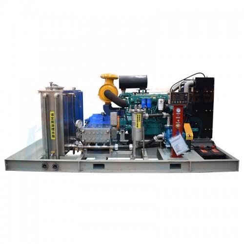 柴油超高压清洗机1500公斤 反应釜高压清洗设备