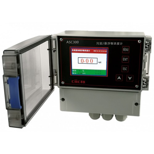 ASC300-SS-A   污泥/悬浮物浓度变送器