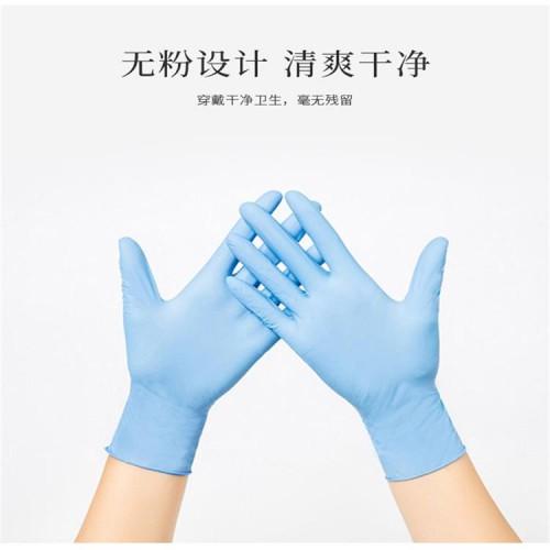 一次性医用检查手套 医用pvc手套厂家