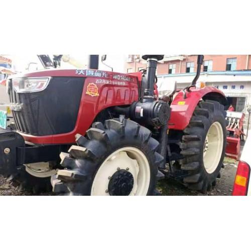 沃得1404农用四轮拖拉机 强压两组多路阀 直补价