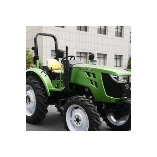 江淮804农用四轮拖拉机 强压多路阀四驱耕地机 高性价比