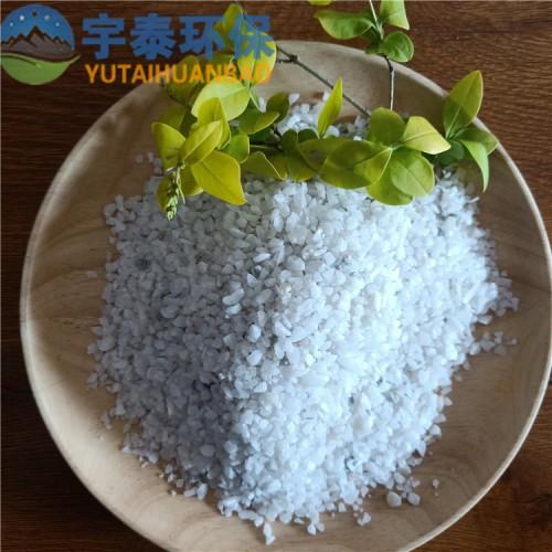 精致石英砂滤料 工业除锈水处理石英砂滤料