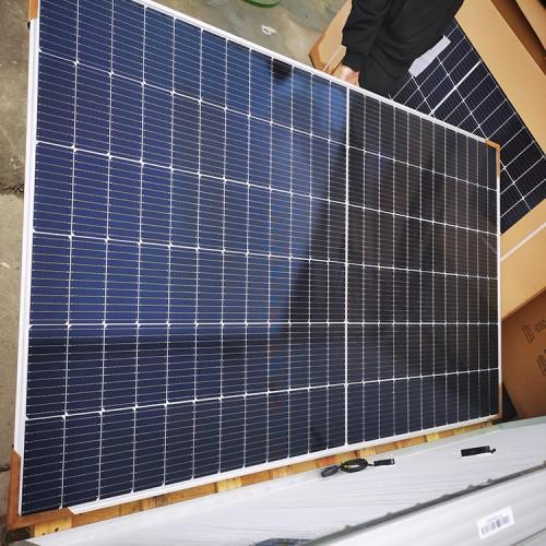 晶澳太阳能光伏组件光伏发电