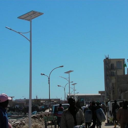太阳能LED单臂路灯 户外太阳能路灯 新农村建设灯