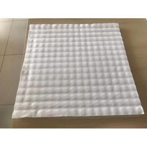 达兴胶粘覆布排水板 刷胶覆布排水板