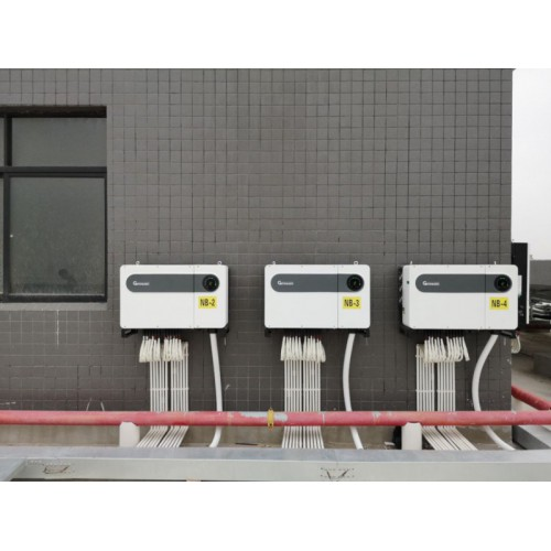 光伏组件发电系统免费工商业光伏发电