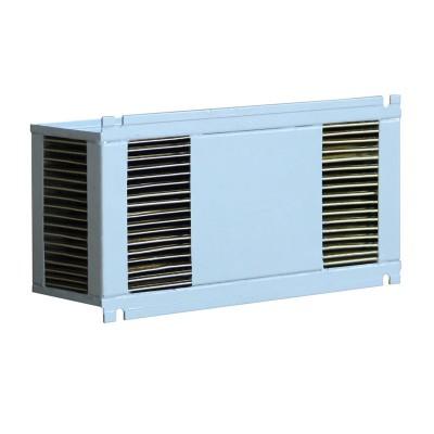 逆流气气板式换热芯