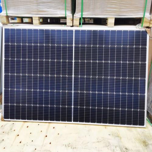 隆基乐叶光伏组件发电系统光伏板双面双玻