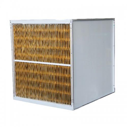 热泵除湿烘干机热交换芯 板式能量回收换热器