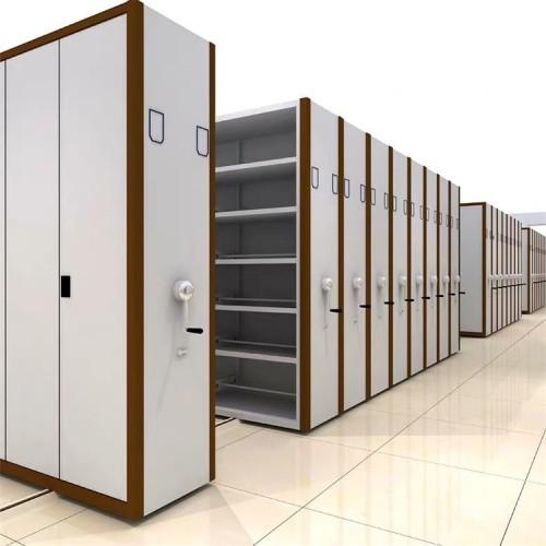 办公用手动档案密集架 厂家直销上门安装