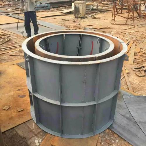 雨水检查井钢模板厂家订做