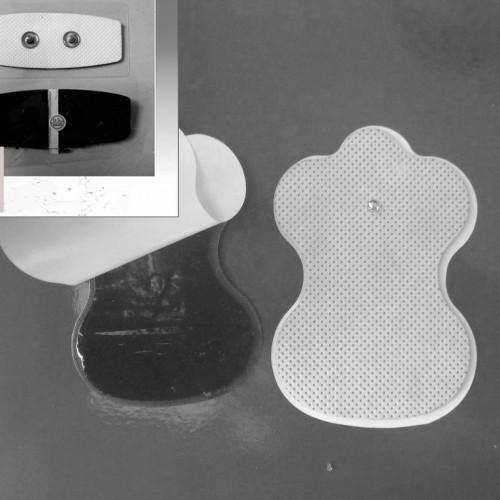 电极片理疗电极片自粘型凝胶电极贴片厂家加工免费打样